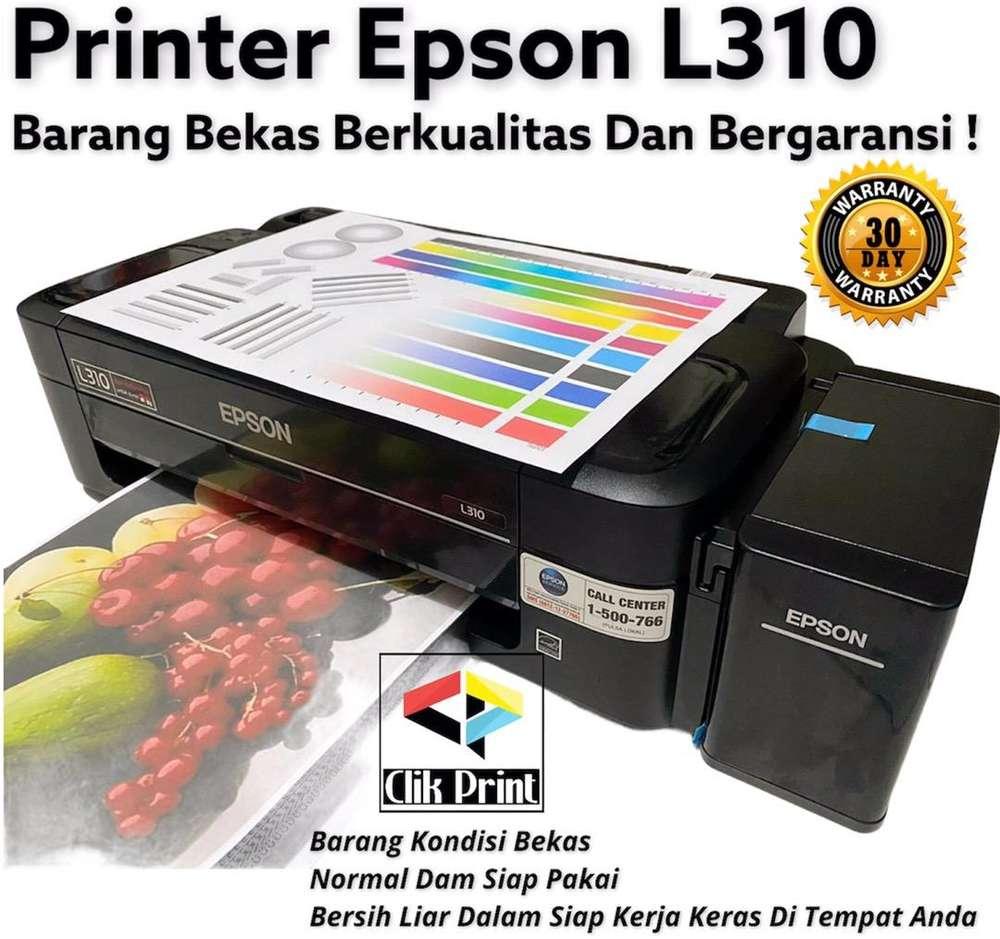 Printer Epson L310 Komputer 830462954