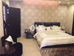 Fully furnished one kanal ground portion for rent in Bahria Town ph 4