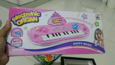 electronic organ 55.000 net ya