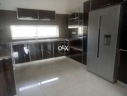 DHA phase Vi Brand new model House. 5 Master beds Drawing Dinning TV..