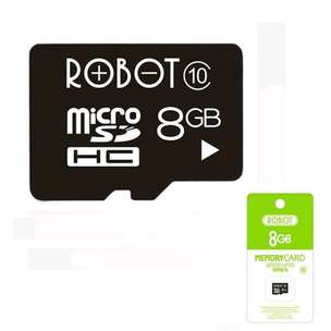 Memory Card ROBOT 8GB Original New