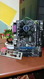 Motherboard G41 ddr 3 MSI P28 feat core 2 duo 6300