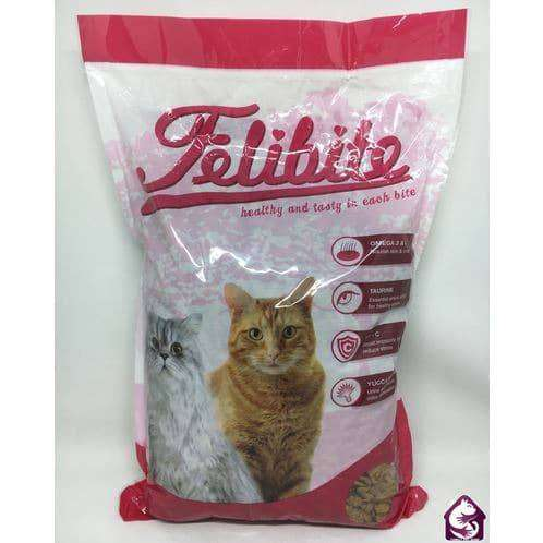 Makanan Kucing Felibite 1kg Hewan Peliharaan 799557287