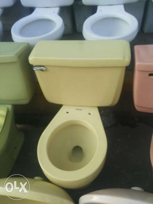 American Standard Toilet Bowl Or Water Closet In Manila