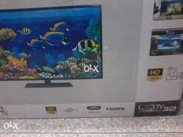 "Sony 32"" pack box full hd led with waranty"