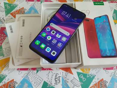 oppo f9 pro 6/64 gb like New perfect