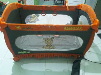 BOX BAYI GIRAFFE by baby does