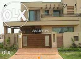 Full furnished1kanal house4rent in bahria town rwp