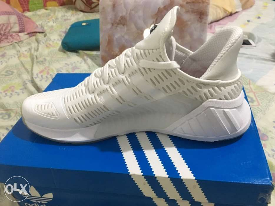 huge discount 41150 3695e authentic adidas climacool all white in Quezon City, Metro ...