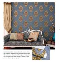 Features wall covering 3D wallpaper