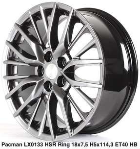Velg Mobil Model PACMAN LX0133 Ring:18X75 Hole:5X114,3