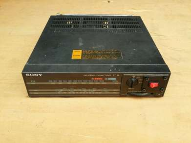 Sony ST-38 FM Stereo Tuner