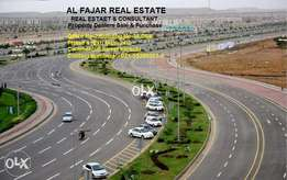 125 sq yard without location Plot My choice and all bahria town Karach