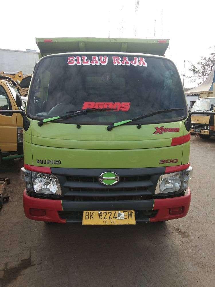 Gambar Modifikasi Truk Hino Dutro Hino Dutro 130 Hd Dump Truck Tahun 2018 Truk Kendaraan