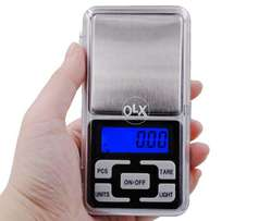 Digital Scale 0.01g to 500g for Jewelry and Micro things weight