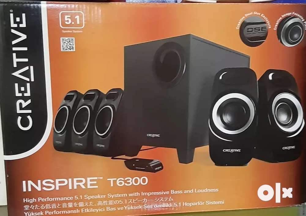 NEW DRIVER: CREATIVE A520 5.1 PC SPEAKERS