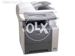 3 in 1 Small HP laser Photocopier