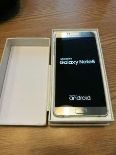 Note 5 Sein-Duos(4GB+32GB).finger.4G.amoled.Mercury Cell