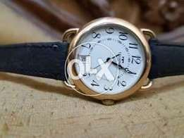 Original Technos Vintage Gold Plated Swiss
