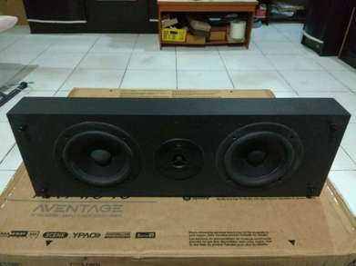 speaker center polk audio
