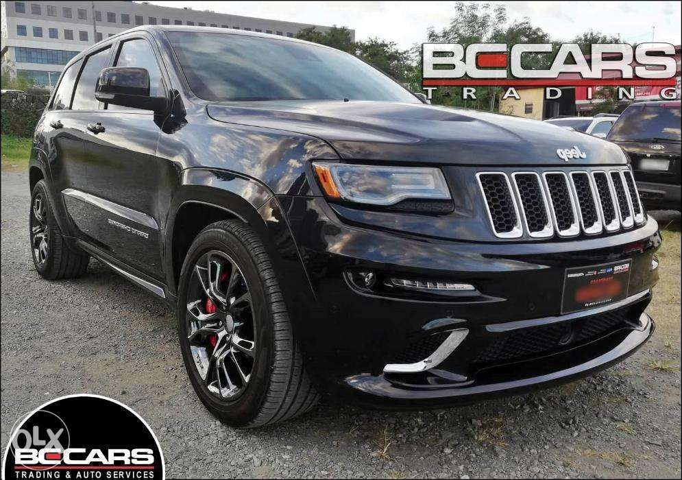 Jeep Grand Cherokee Srt 2017 For Sale In Uae