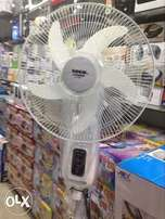 Original sogo charging fan with three hour backup time free home deliv