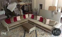 9 seater sofa by HM furniture