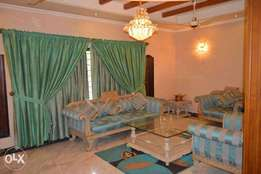 DHA Luxury House Fully Furnished for Short Term(Shadi Biyah Function)