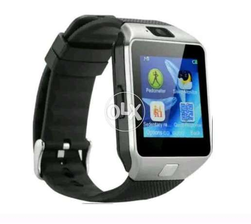 Android Smart watch BLACK DZ09 with GSM slot Bluetooth for iOS & Andro