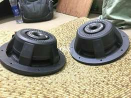"Brand new kenwood 8"" woffer pair orignal"
