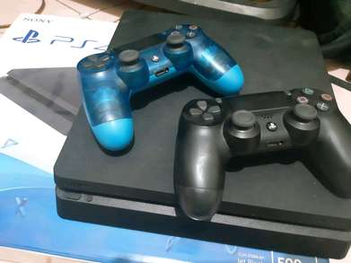 di jual ps4 slim 500gb