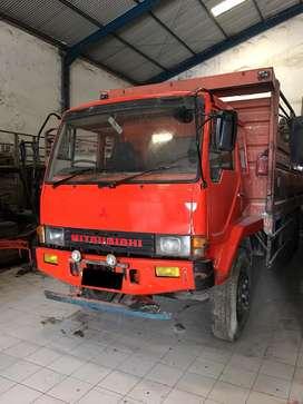 Jual Beli Truk Kendaraan Komersial Mitsubishi Fuso Rear Wheel Drive Rwd Di Indonesia Murah Di Indonesia Olx Co Id