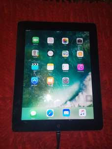 Ipad Apple 4 Wifi 32 Gb Mulus Nego