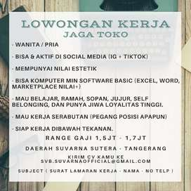 Jaya Cari Lowongan Terbaru Di Tangerang Kab Olx Co Id
