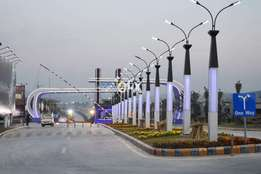 Residential Plot 10 Marla On Installment Garden City Bahria Town Rwp