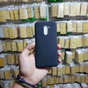 Case Midnight Blackmatte Xiaomi Pocophone F1 Black Matte