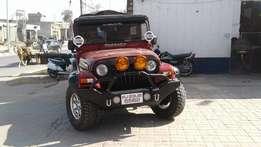 Bala ji Fully modified open jeep and Gypsy power