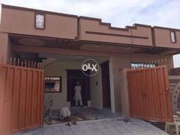 7marla house single story ideal location marwa town