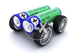 Battery for bike, scooty, bicycle, Scooter, ATV, Motorcycle, kids car