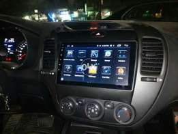 Android player for all cars Available at CarMart