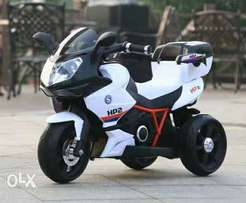 Bettry operated bikes and cars