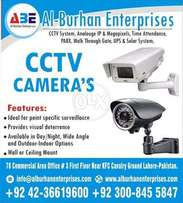 4 CCTV Cameras Full HD (Live on All World Mobile) (NO HIDDEN CHARGES)