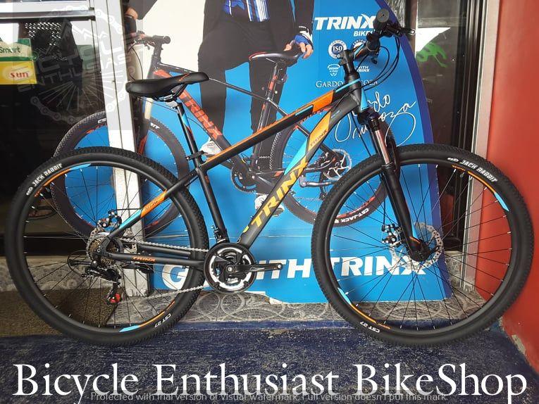 d0f5f23a579 ... 2018 Trinx M136 Quest 29er Mountain Bike Mechanical Alloy Shimano MTB  ...