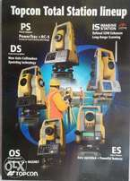 Total Station with Horizontal and Vertical Drive Motor GPS Auto Level