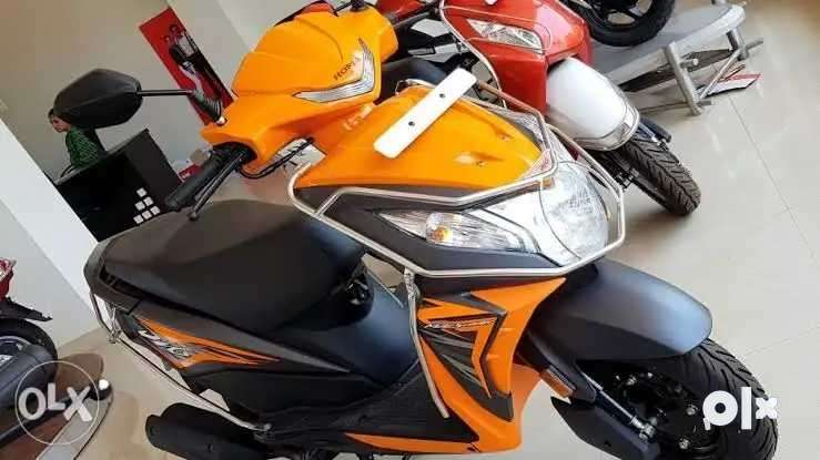 2018 Honda Dio 001 Kms - Scooters - 1249226407
