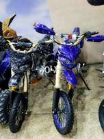 NEW attractive color of trail bike for sell at Abdullah Enterprises 50