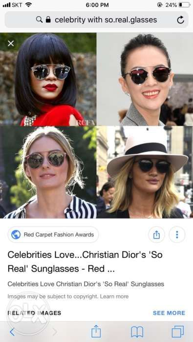 618af8919070 christian dior sunglasses celebrities love it in Pasay