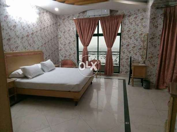 fully furnish 3 bedroom upper portion For rent Bahria Town phase 4