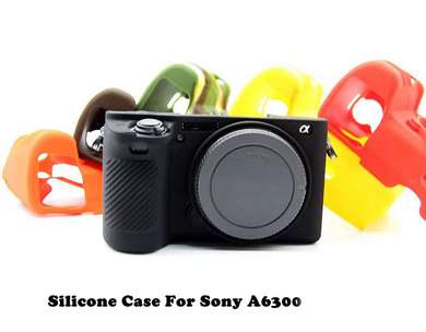 Silicone Case Kondom For Sony A6300