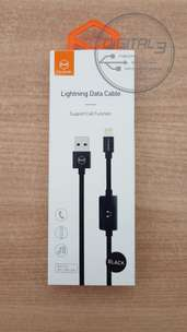 Mcdodo CA-502 Kabel USB Lightning + Lightning Audio Adapter 1.2M